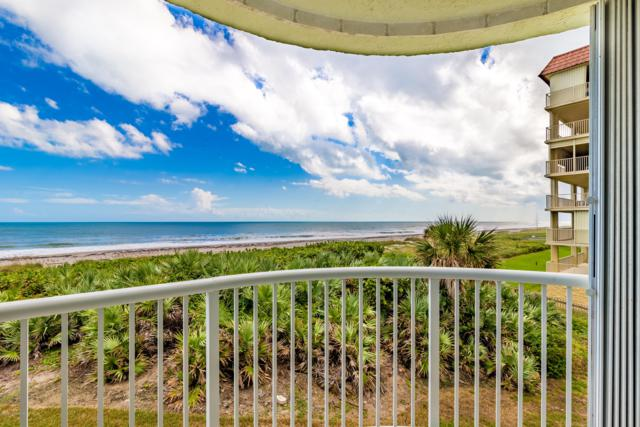 3031 S Atlantic Avenue #202, Cocoa Beach, FL 32931 (MLS #831087) :: Platinum Group / Keller Williams Realty