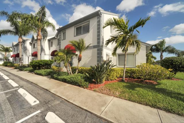 400 Seaport Boulevard #120, Cape Canaveral, FL 32920 (MLS #831245) :: Pamela Myers Realty