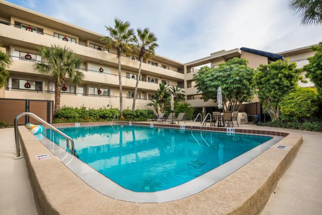 1101 S Miramar Avenue #210, Indialantic, FL 32903 (MLS #831339) :: Pamela Myers Realty