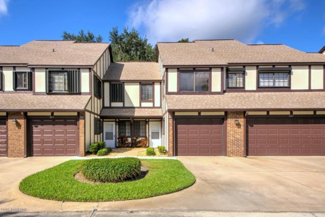 847 Greenwood Manor Circle #6, West Melbourne, FL 32904 (MLS #831346) :: Pamela Myers Realty