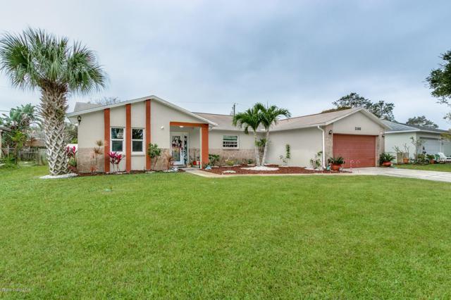 2166 Gunpowder Drive NE, Palm Bay, FL 32905 (MLS #831380) :: Platinum Group / Keller Williams Realty