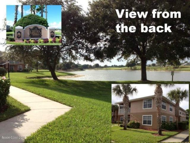1841 Long Iron Drive #807, Rockledge, FL 32955 (MLS #831484) :: Platinum Group / Keller Williams Realty
