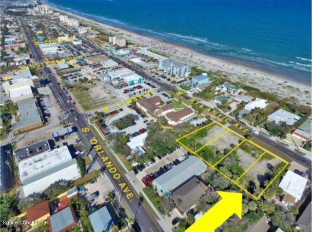 168 S Atlantic Avenue, Cocoa Beach, FL 32931 (MLS #831490) :: Platinum Group / Keller Williams Realty