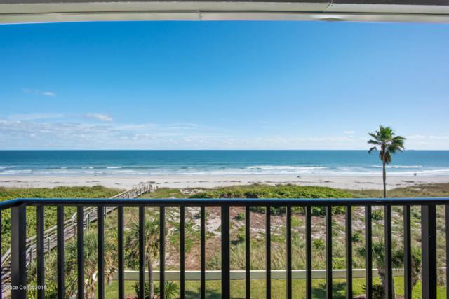 4570 Ocean Beach Boulevard #126, Cocoa Beach, FL 32931 (MLS #831644) :: Platinum Group / Keller Williams Realty