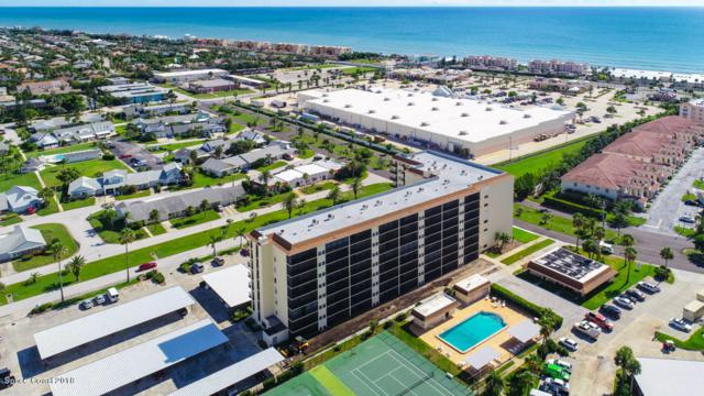 500 Palm Springs Boulevard #409, Indian Harbour Beach, FL 32937 (MLS #831686) :: Platinum Group / Keller Williams Realty