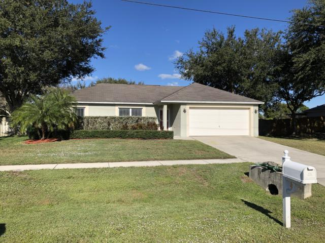 3262 Echo Ridge Place, Cocoa, FL 32926 (MLS #831713) :: Coral C's Realty LLC