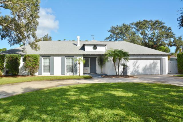 740 Oak Ridge Drive, Indialantic, FL 32903 (MLS #831728) :: Coral C's Realty LLC
