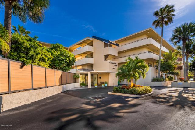 1101 S Miramar Avenue #405, Indialantic, FL 32903 (MLS #831785) :: Pamela Myers Realty