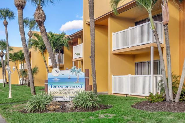 250 N Banana River Drive C3, Merritt Island, FL 32952 (MLS #831840) :: Pamela Myers Realty