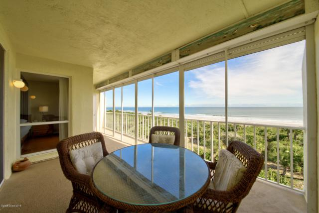 8700 Ridgewood Avenue #5, Cape Canaveral, FL 32920 (MLS #831893) :: Blue Marlin Real Estate