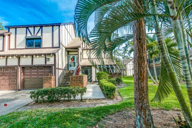 766 Greenwood Manor Circle #13, West Melbourne, FL 32904 (MLS #831978) :: Pamela Myers Realty