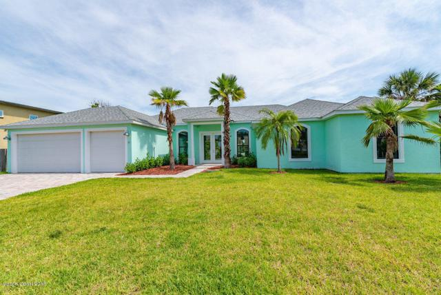 21 Indian Village Trail, Cocoa Beach, FL 32931 (MLS #832079) :: Premium Properties Real Estate Services