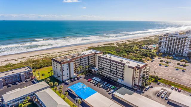 3060 N Atlantic Avenue #107, Cocoa Beach, FL 32931 (MLS #832376) :: Blue Marlin Real Estate