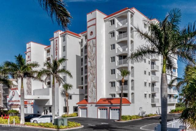 301 N Atlantic Avenue #205, Cocoa Beach, FL 32931 (MLS #832551) :: Pamela Myers Realty