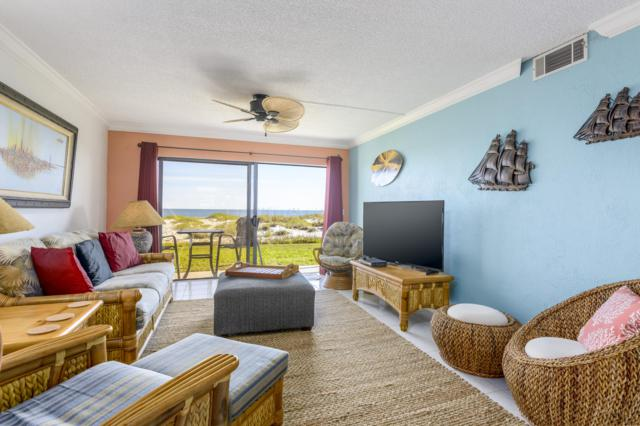 1251 S Atlantic Avenue #104, Cocoa Beach, FL 32931 (MLS #832554) :: Platinum Group / Keller Williams Realty