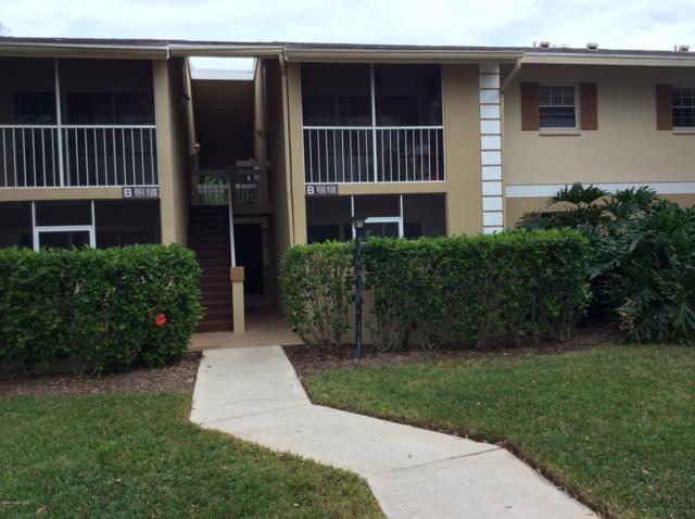 1649 Sunny Brook Lane NE B105, Palm Bay, FL 32905 (MLS #832788) :: Pamela Myers Realty