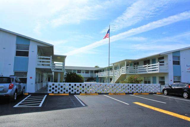 215 Circle Drive #23, Cape Canaveral, FL 32920 (MLS #832852) :: Premium Properties Real Estate Services