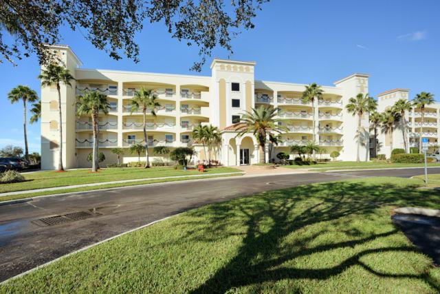 742 Bayside Drive #503, Cape Canaveral, FL 32920 (MLS #832940) :: Platinum Group / Keller Williams Realty