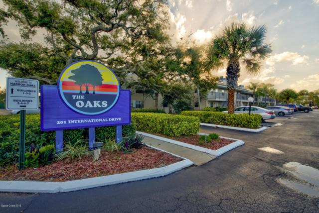 201 International Drive #214, Cape Canaveral, FL 32920 (MLS #832953) :: Blue Marlin Real Estate