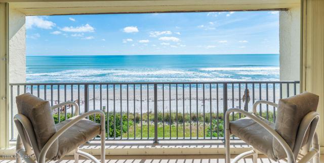 175 Highway A1a #408, Satellite Beach, FL 32937 (MLS #833051) :: Pamela Myers Realty