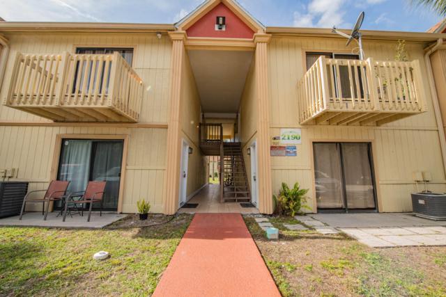 2190 Forest Knoll Drive NE 90-113, Palm Bay, FL 32905 (MLS #833134) :: Pamela Myers Realty