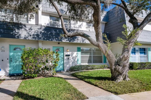 431 Dove Lane #610, Satellite Beach, FL 32937 (MLS #833135) :: Blue Marlin Real Estate