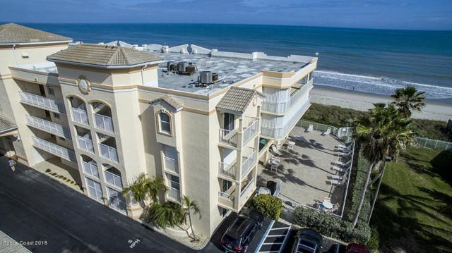 1919 Highway A1a #406, Indian Harbour Beach, FL 32937 (MLS #833158) :: Platinum Group / Keller Williams Realty