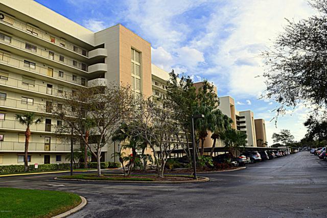 250 S Sykes Creek Parkway #808, Merritt Island, FL 32952 (MLS #833310) :: Platinum Group / Keller Williams Realty