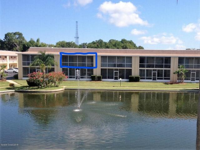 2135 N Courtenay Parkway #242, Merritt Island, FL 32953 (MLS #833339) :: Platinum Group / Keller Williams Realty