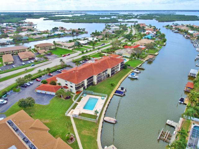 300 S Banana River Boulevard #105, Cocoa Beach, FL 32931 (MLS #833556) :: Platinum Group / Keller Williams Realty