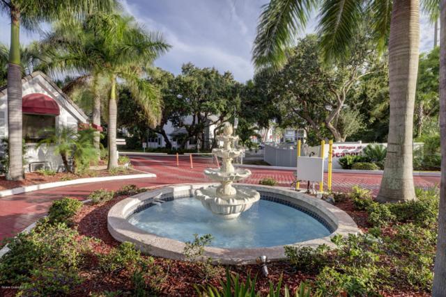 220 Beach Park Lane #75, Cape Canaveral, FL 32920 (MLS #833701) :: Pamela Myers Realty
