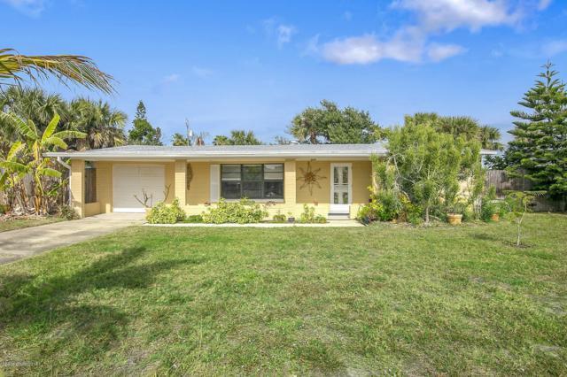 126 E Pasco Lane E, Cocoa Beach, FL 32931 (MLS #833752) :: Premium Properties Real Estate Services