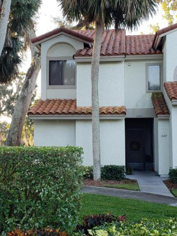 1059 Country Club Drive #611, Titusville, FL 32780 (MLS #833904) :: Platinum Group / Keller Williams Realty