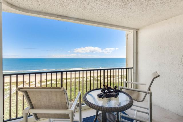 1860 N Atlantic Avenue #802, Cocoa Beach, FL 32931 (MLS #833933) :: Platinum Group / Keller Williams Realty