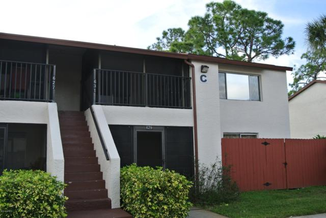 631 Ridge Club Drive #16, Melbourne, FL 32934 (MLS #833970) :: Platinum Group / Keller Williams Realty