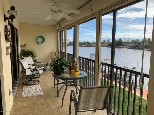325 S Banana River Boulevard #515, Cocoa Beach, FL 32931 (MLS #834057) :: Pamela Myers Realty