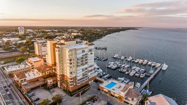 93 Delannoy Avenue #3, Cocoa, FL 32922 (MLS #834125) :: Premium Properties Real Estate Services
