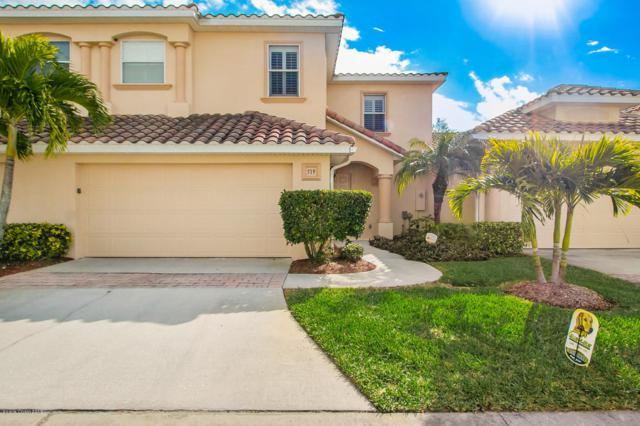 519 Siena Court #24, Satellite Beach, FL 32937 (MLS #834138) :: Premium Properties Real Estate Services