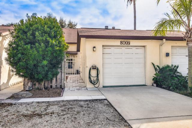 307 Pierce Avenue, Cape Canaveral, FL 32920 (MLS #834298) :: Premium Properties Real Estate Services
