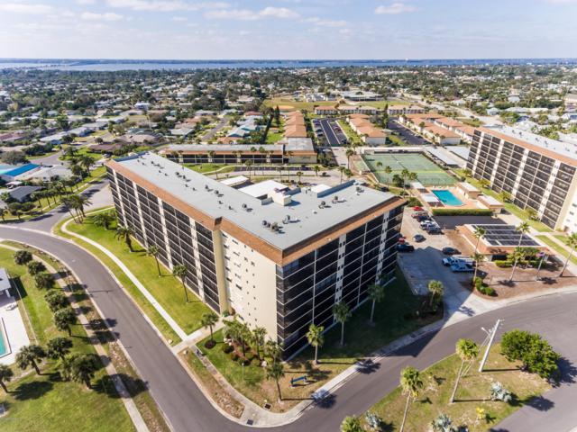 520 Palm Springs Boulevard #112, Indian Harbour Beach, FL 32937 (MLS #834302) :: Premium Properties Real Estate Services