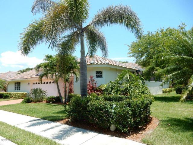 140 Whaler Drive, Melbourne Beach, FL 32951 (MLS #834308) :: Premium Properties Real Estate Services