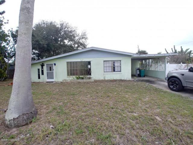 261 Norwood Avenue, Satellite Beach, FL 32937 (MLS #834315) :: Premium Properties Real Estate Services