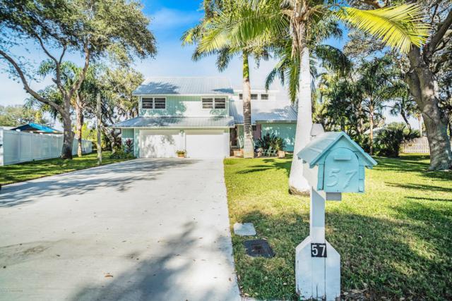 57 Greenwood Lane, Cocoa Beach, FL 32931 (MLS #834318) :: Premium Properties Real Estate Services