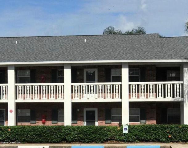 1900 Knox Mcrae Drive 110H, Titusville, FL 32780 (MLS #834345) :: Platinum Group / Keller Williams Realty