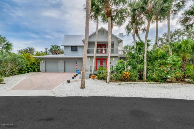 345 Pelican Drive, Melbourne Beach, FL 32951 (MLS #834432) :: Premium Properties Real Estate Services