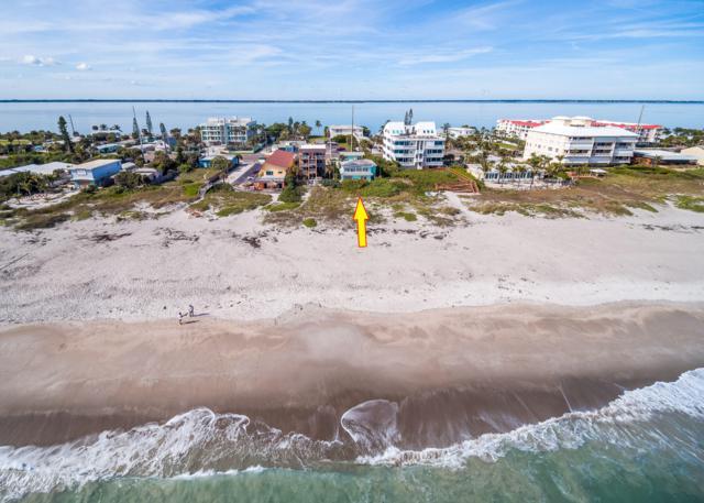 3477 S Atlantic Avenue, Cocoa Beach, FL 32931 (MLS #834435) :: Pamela Myers Realty
