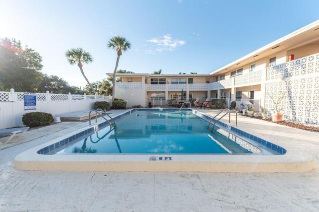 350 Woodland Avenue #2, Cocoa Beach, FL 32931 (MLS #834444) :: Pamela Myers Realty
