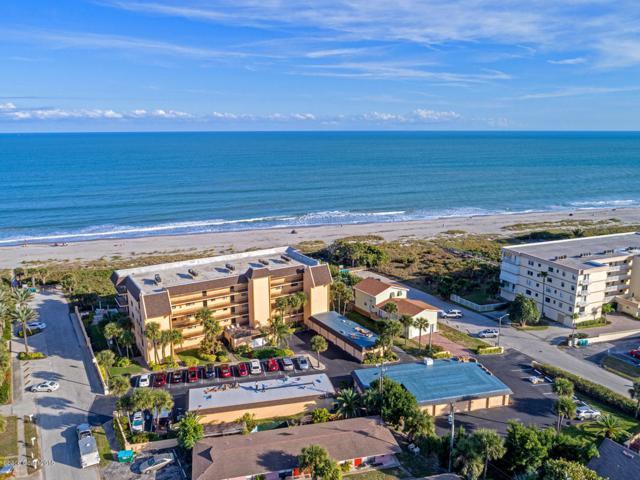 555 Jackson Avenue #101, Cape Canaveral, FL 32920 (MLS #834523) :: Pamela Myers Realty