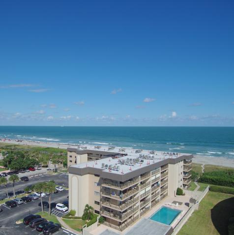 4100 Ocean Beach Boulevard #208, Cocoa Beach, FL 32931 (MLS #834538) :: Platinum Group / Keller Williams Realty