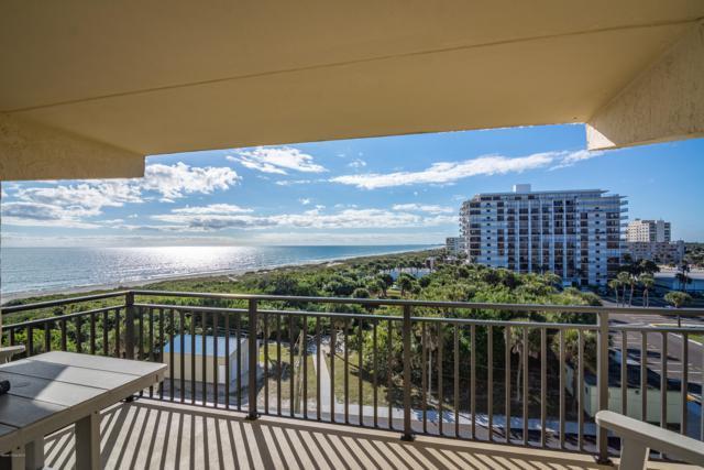3060 N Atlantic Avenue #608, Cocoa Beach, FL 32931 (MLS #834552) :: Pamela Myers Realty